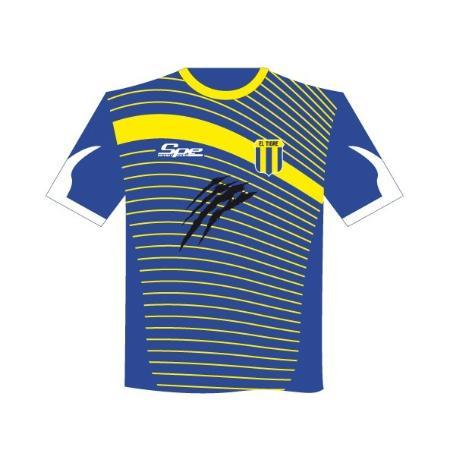Camisetas sublimadas de futbol  a24bbe923bfac